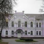 Будівлі Української академії банківської справи